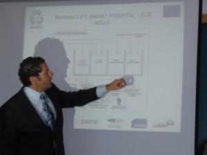 Luis Moretón COINGES Smart Hospital