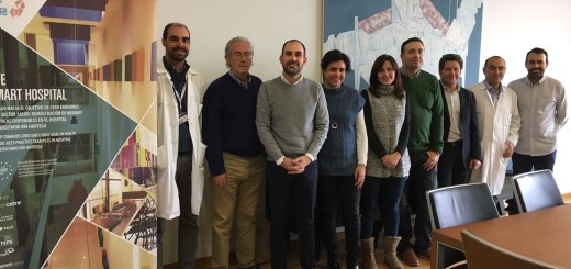 tercera visita de monitorizacion smart hospital