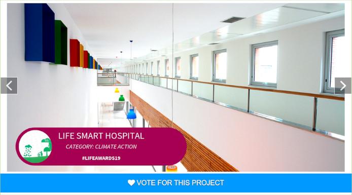 Vote LIFE SMART HOSPITAL