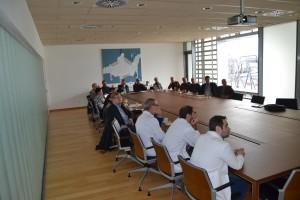 """Presentación de LIFE Smart Hospital a la asociación finlandesa """"Terveys ja Talous ry"""""""