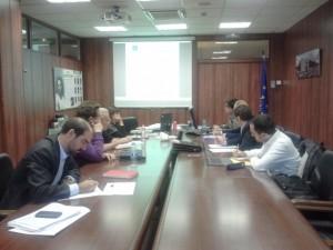 Reunión técnica lanzamiento del proyecto